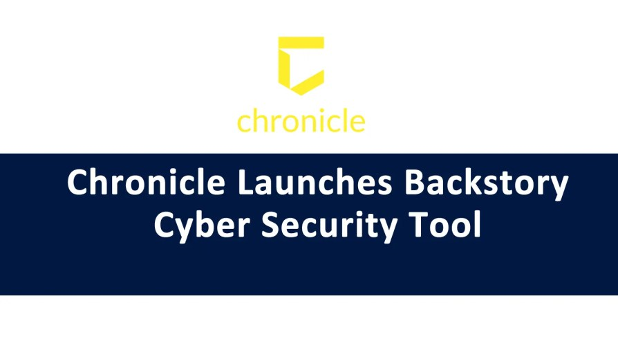 Chronicle launches Backstory