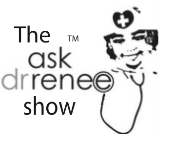 Motivational talks at the Ask Dr. Renee Show