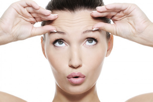 plastic surgery Singapore - forehead lift