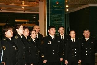 военнослужащие ВМС ВС РК