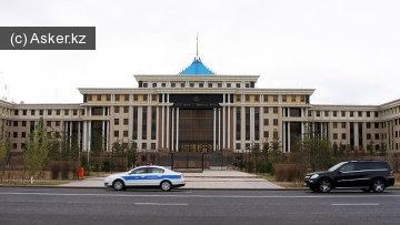 Минобороны Казахстана