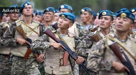 контрактники казахстана