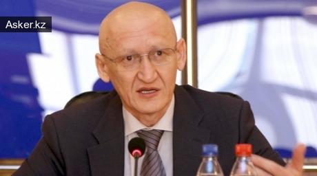 Министр финансов РК Болат Жамишев