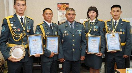 награждение военнослужащих
