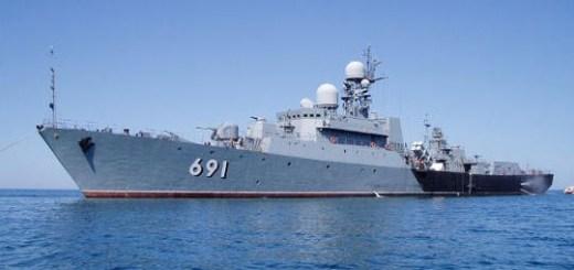 Каспийский флот
