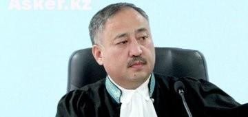 судья Сакенов