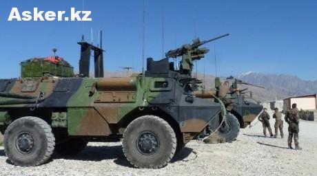 Французкая военная техника в Афганистане