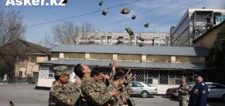 солдаты альтернативной службы