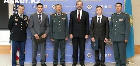 Ильяс Камелединов и Абылай Ахметов