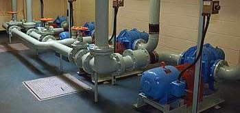 Водопроводные насосные станции