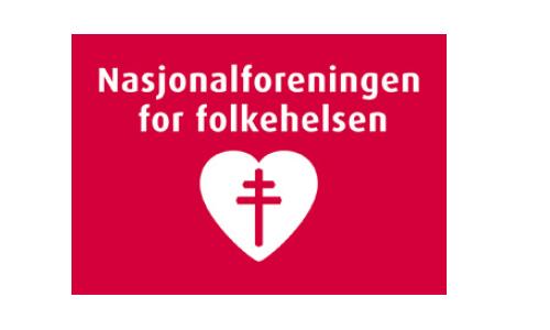 Nasjonalforeningen for folkehelse logo
