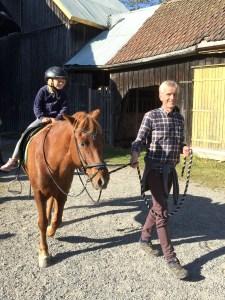 Hestehviskeren på Semiaden