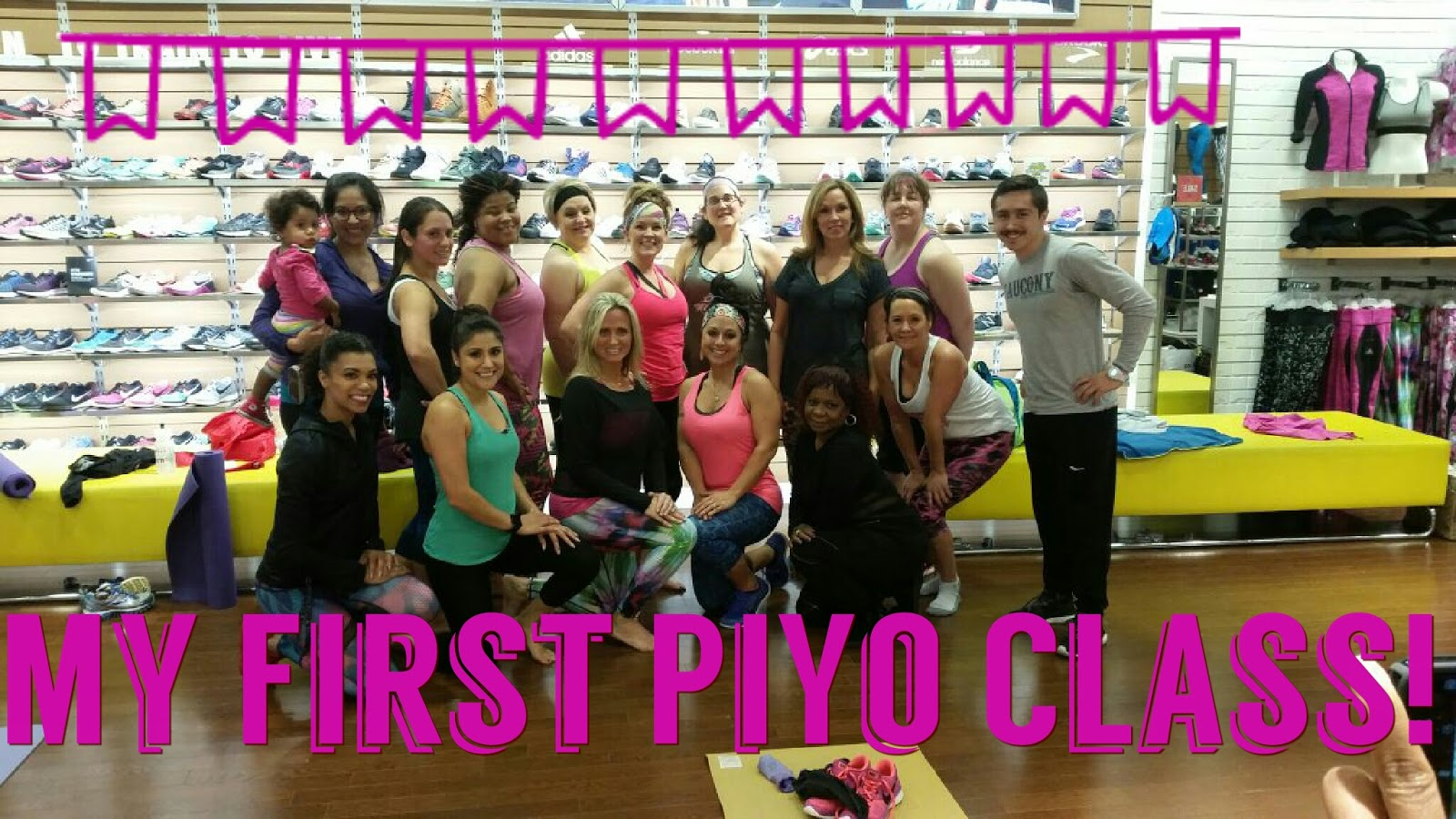 PiYo at Six:02 – My First Time