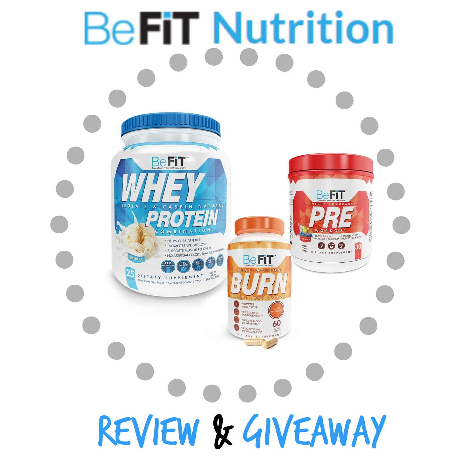 BeFit Review and Giveaway