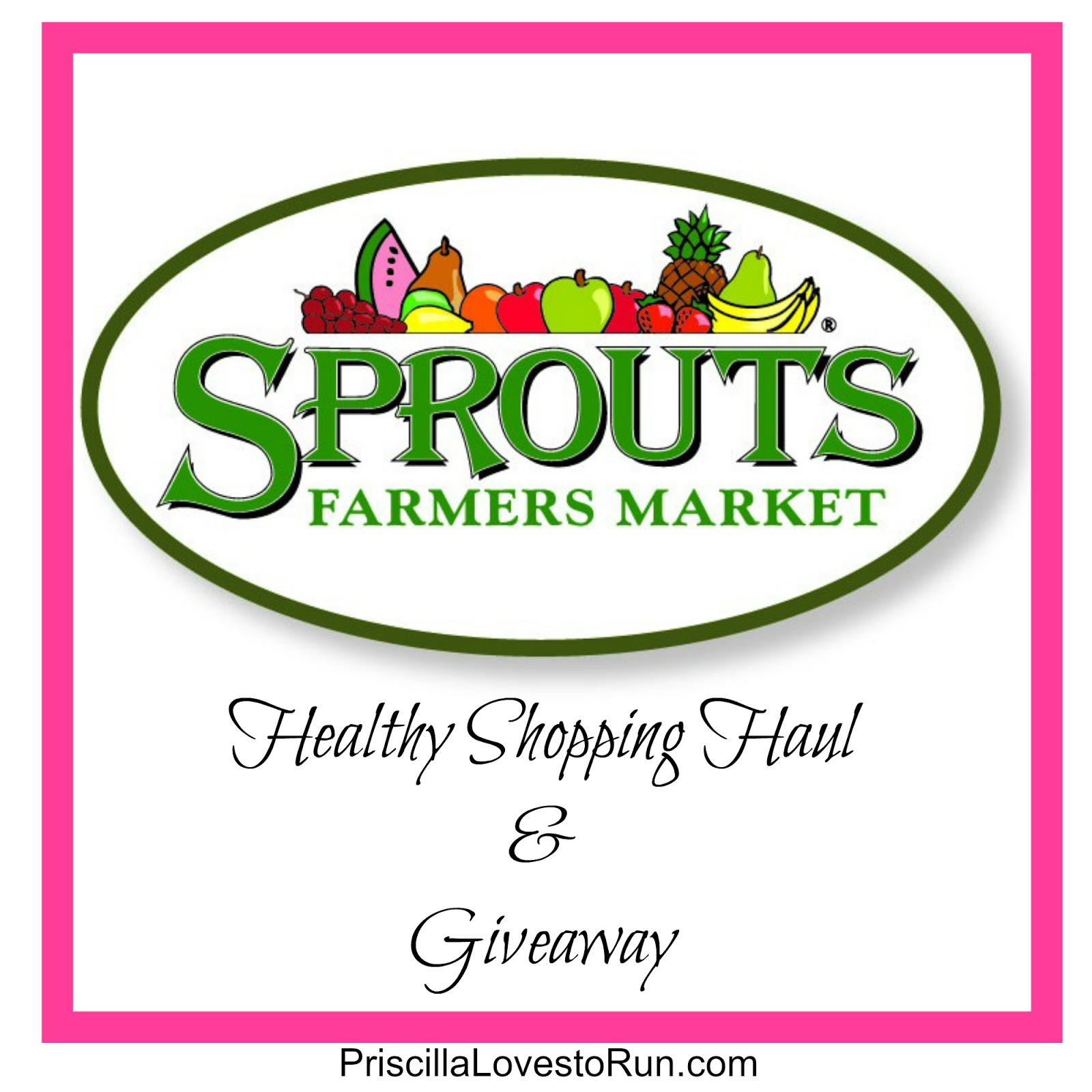 Healthy Shopping Haul with Sprouts
