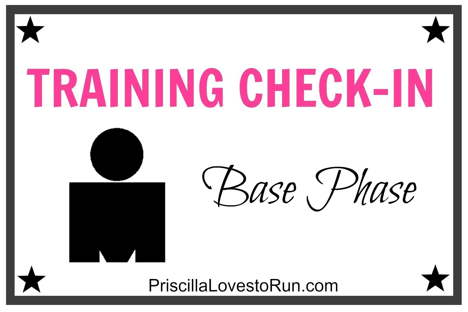 Training Check-in: Ironman – Base Phase