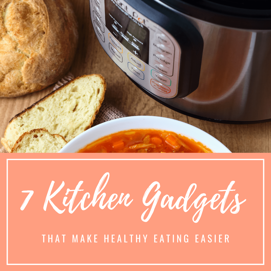 Read more about the article 7 Kitchen Gadgets That Make Healthy Eating Easier