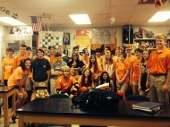 2nd hour Physics smiling: 2014