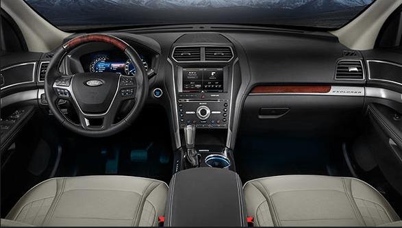 2016 Ford Explorer Platinum Review