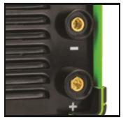 Connect electrode holder