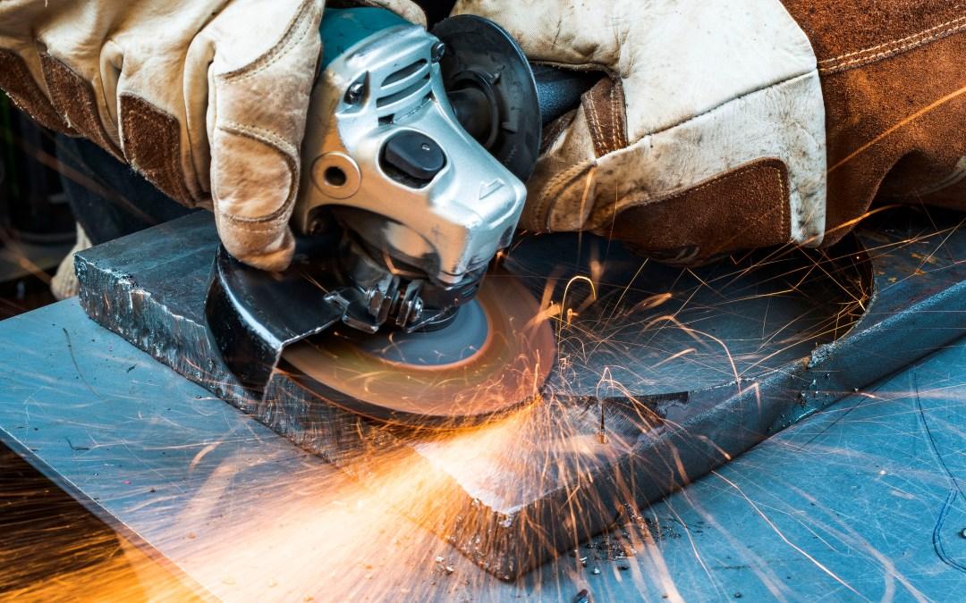 Forney grinding wheel