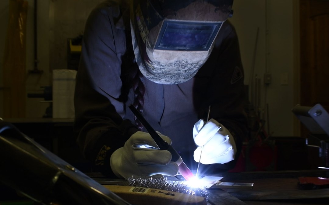 THE COMPLICATED WORLD OF ALUMINUM TIG WELDING