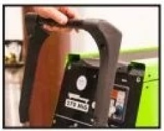Assemble front handle