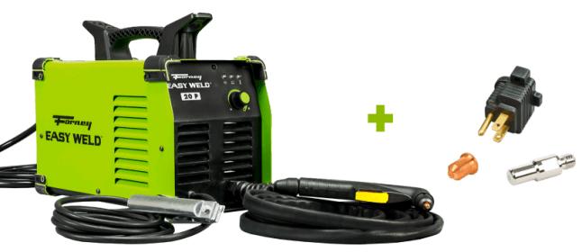 Forney Easy Weld 20 P Plasma Cutter Machine