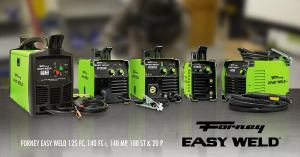 Forney Easy Weld Line Up