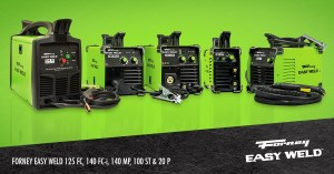 Forney Easy Weld Machine Lineup