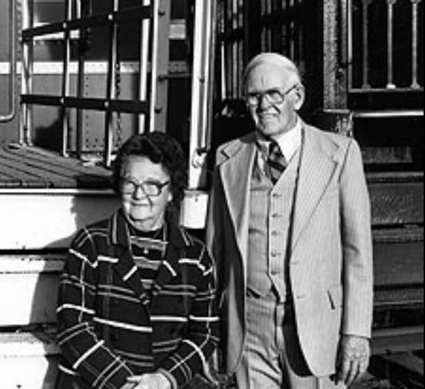 J.D. and Rachel Forney