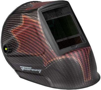 Carbon Maple Leaf Helmet