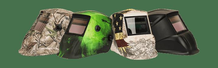 Forney Industries Advantage Series Auto-darkening Welding Helmets