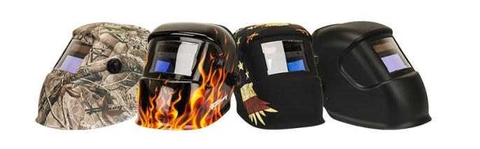 Forney Industries Premier Series Auto-darkening Welding Helmets