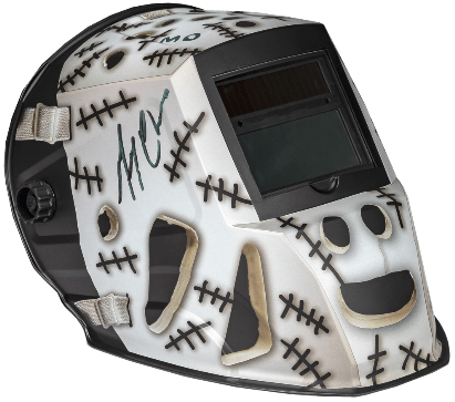Gerry Cheevers Helmet