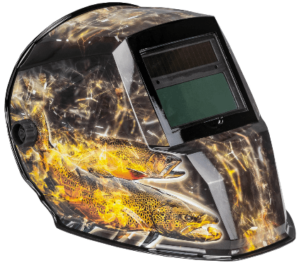 The Angler Helmet