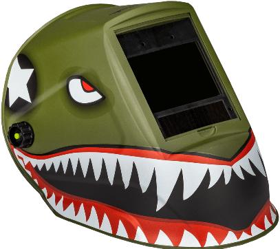 Warhawk Helmet