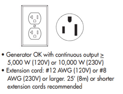 Connect To Input Power