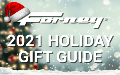 The Forney 2021 Holiday Gift Guide