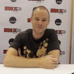Aaron Ashmore at FanExpo 2013