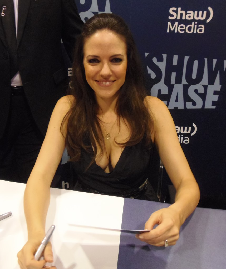 Anna Silk at FanExpo 2013