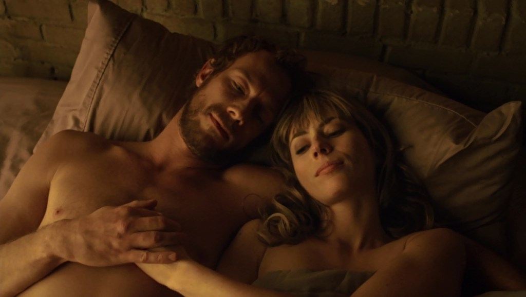 Dyson and Ciara in Lost Girl 2x20