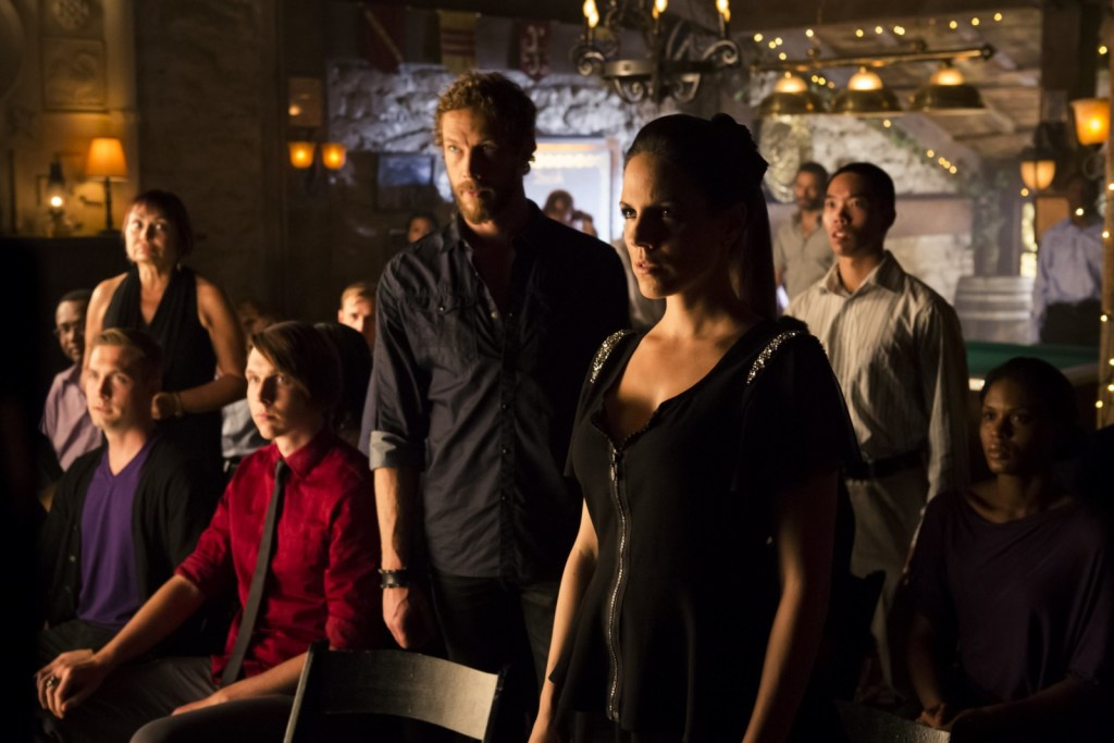 Bo and Dyson in Lost Girl 4x06