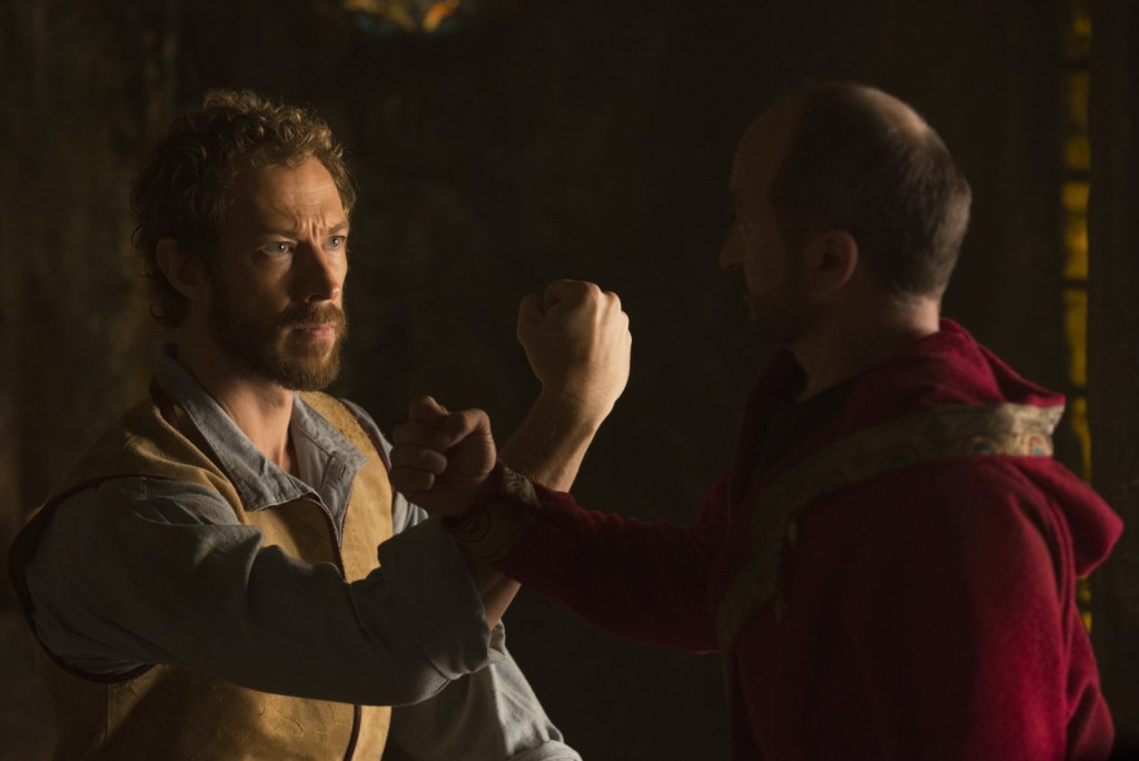 Dyson and Trick in Lost Girl 4x07