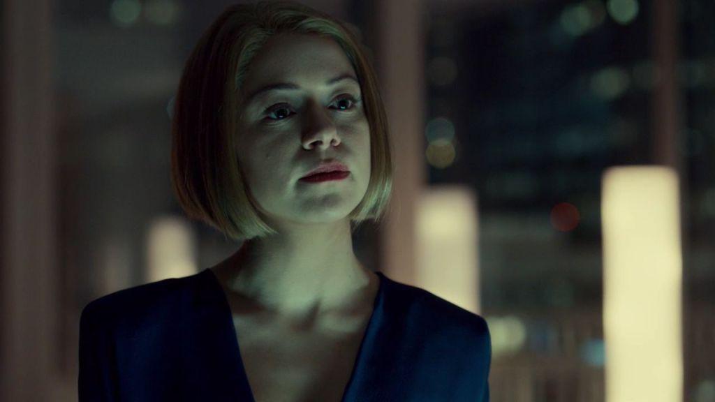 Rachel Duncan in Orphan Black 1x10