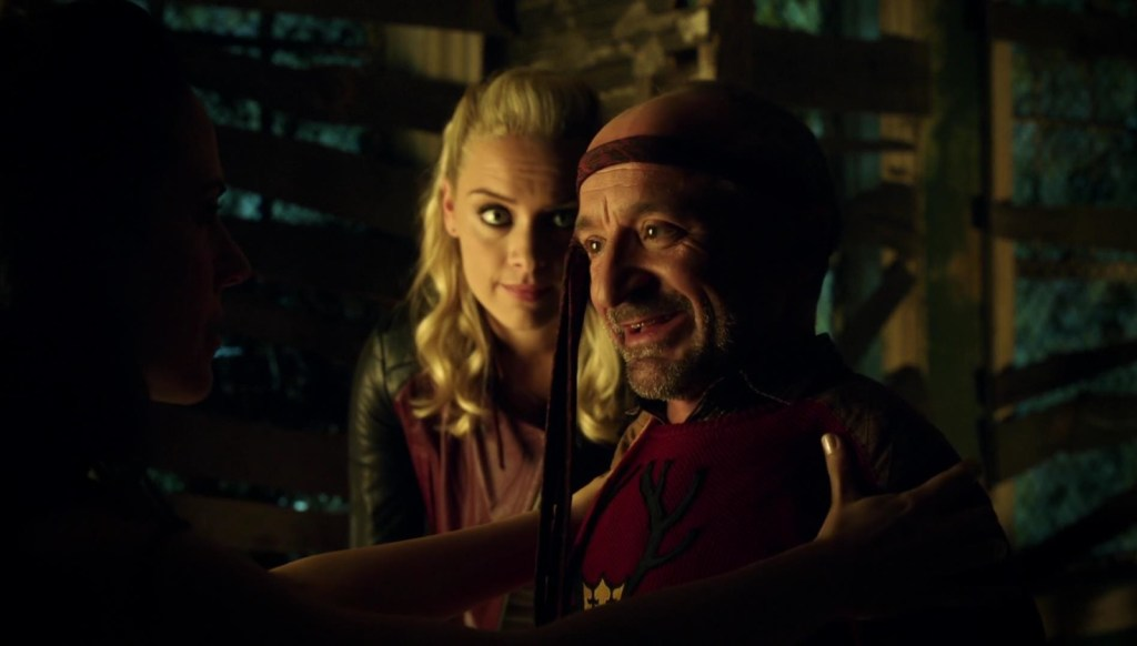 Drunk Trick and Tamsin in Lost Girl 4x08