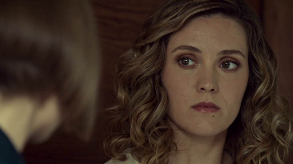 Delphine in Things Which Have Never Yet Been Done