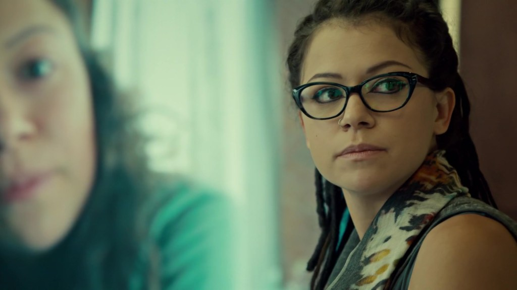 Cosima and Jennifer in Mingling Its Own Nature With It