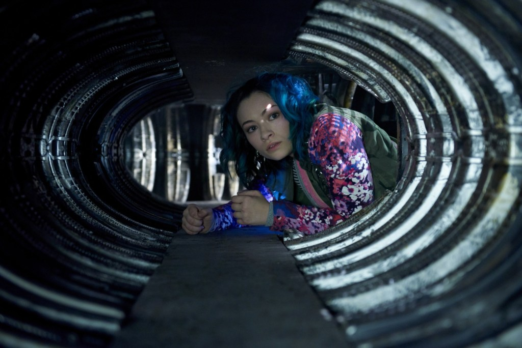 Five in the vents in Episode Two