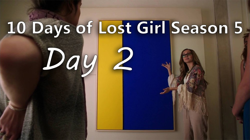 10 Days of Lost Girl Season 5 - Day 2